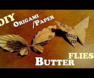 Butterflies | Origami/Paper