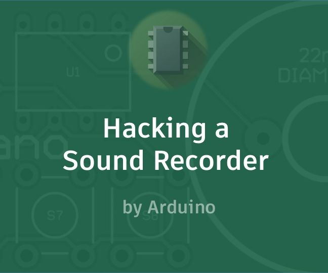 Hacking a Sound Recorder
