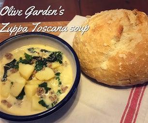 Copycat Olive Gardens Zuppa Toscana