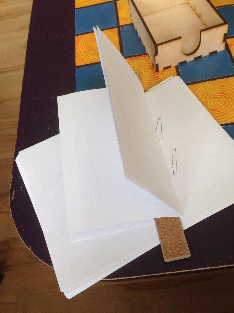 Rip Up Some Scrap Paper