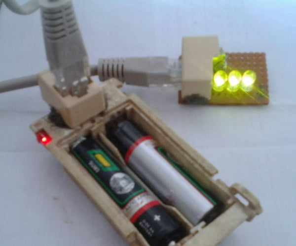 How to Make Ethernet Cable Checker