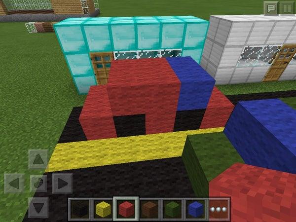 Minecraft Cars