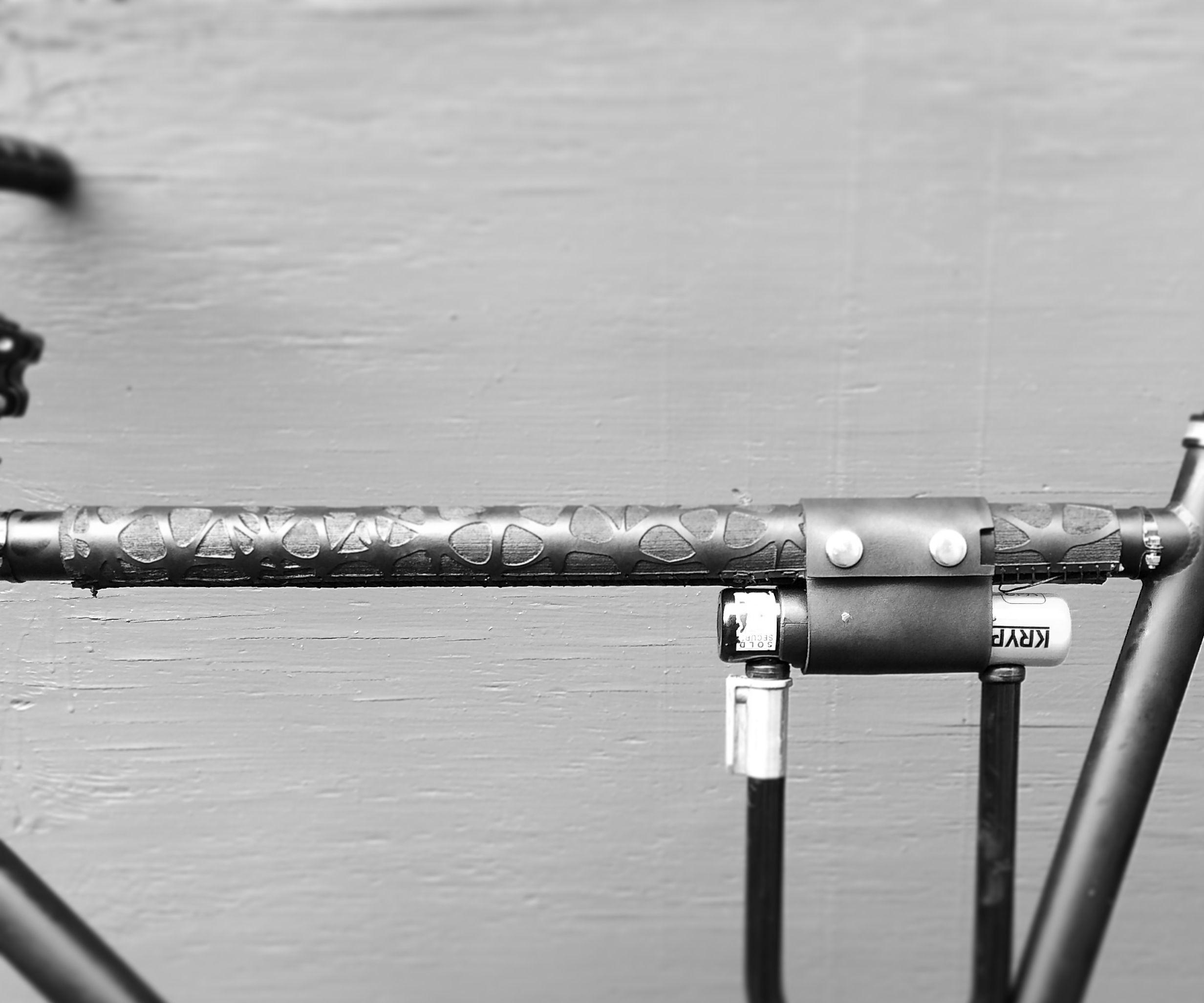 Bike Lock Sleeve