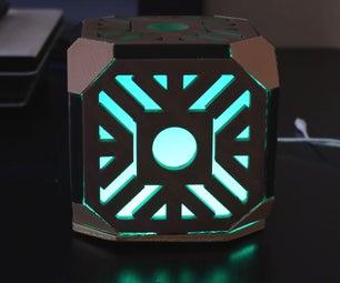 Lighted Led Holocron(星球大战):融合360