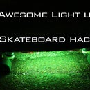 Lightboard-DIY Skateboard Hack