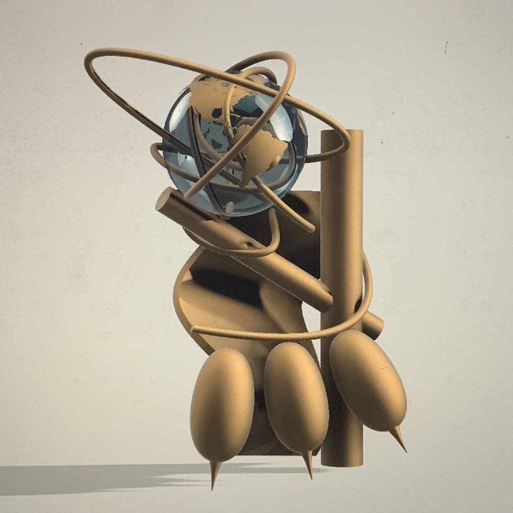 Sustainability Sculpture