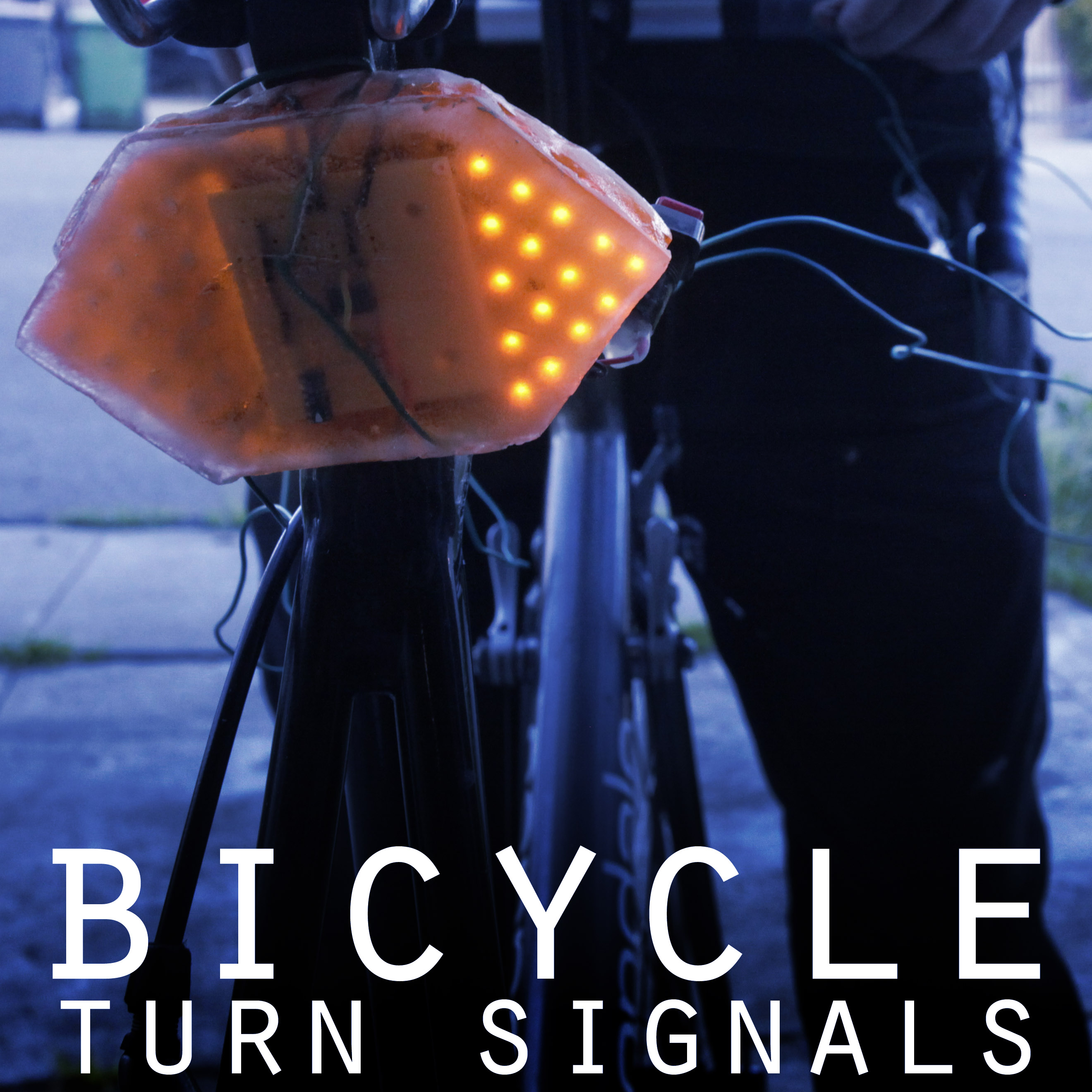DIY Bicycle Turn Signals