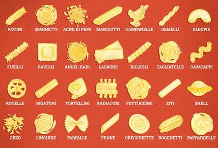 Form the Noodles