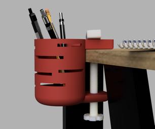 Adjustable Hanging Pencil Holder