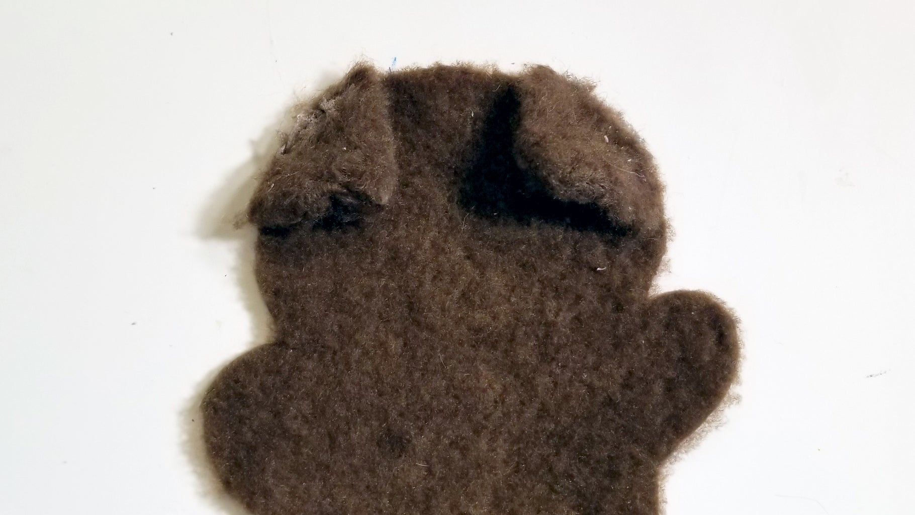 Add Ears to the Teddy