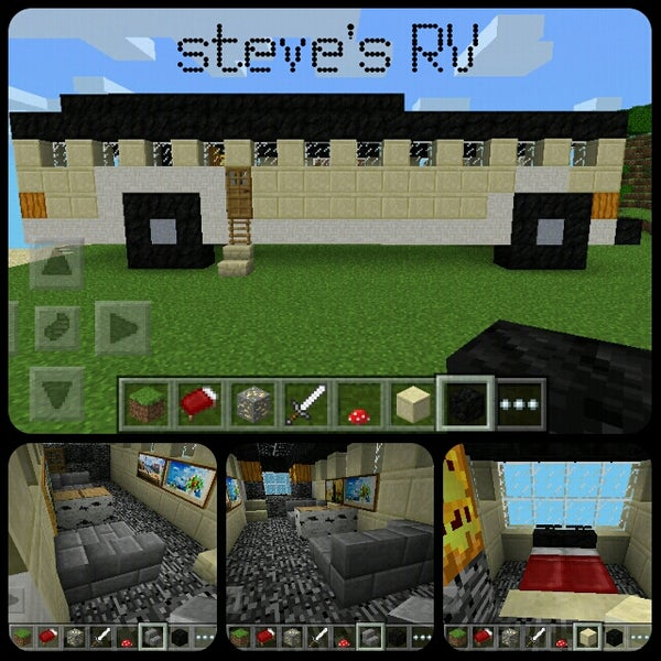 Minecraft- Steve's RV