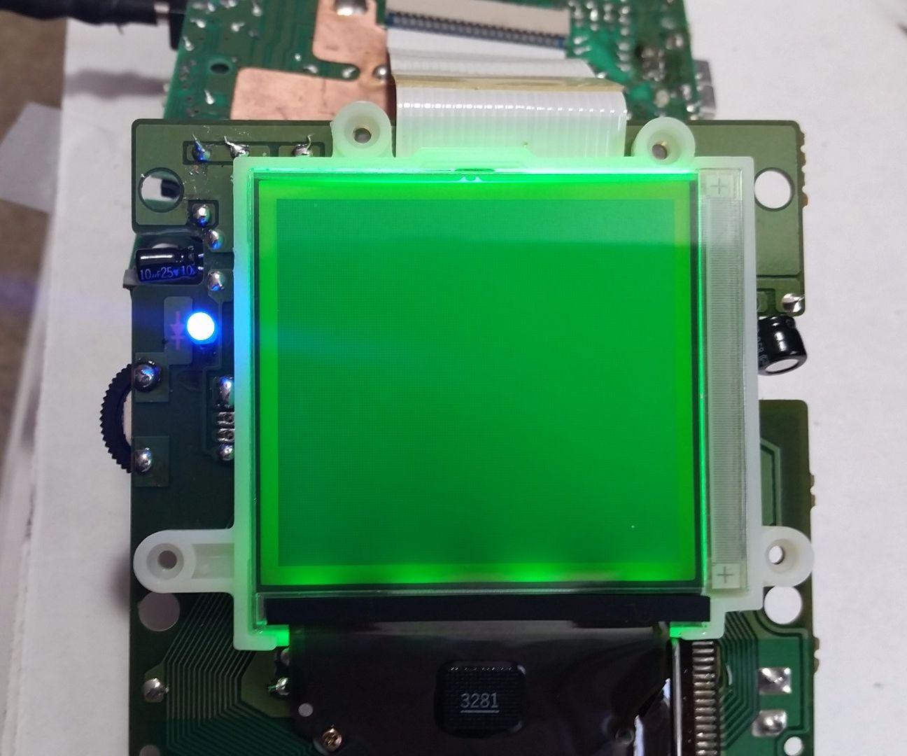 Game Boy LED DIY