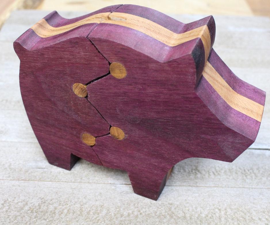 Broken Piggy Bank DIY