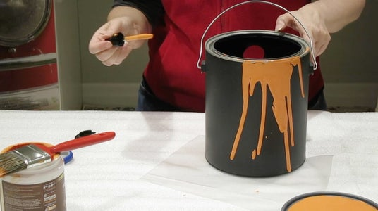 Add Your Drips and Watch Paint Dry