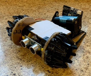 Mouse the Self-driving Robot