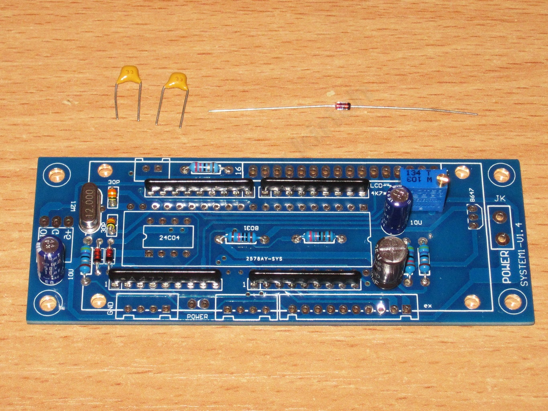 Component Installation Part 6