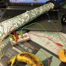 Real Fruit Ninja with Makey Makey/ Scratch Programming