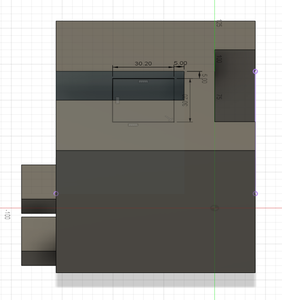 Design Process - Stationary Fixture - Grip Block Cutout