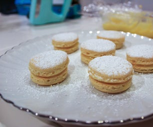 No Fail French Macarons!