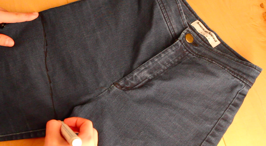 Cutting Your Jeans