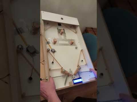Arduino: Pinball Machine