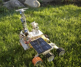 Ideas for Your Own (Backyard) Mars Rover