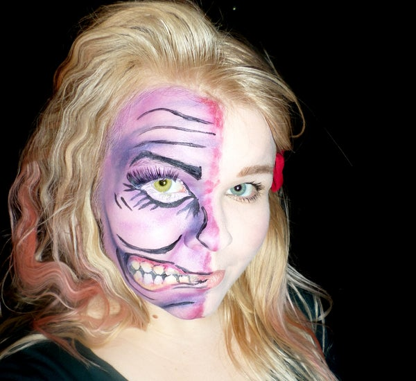 Female TWO-Face Tutorial
