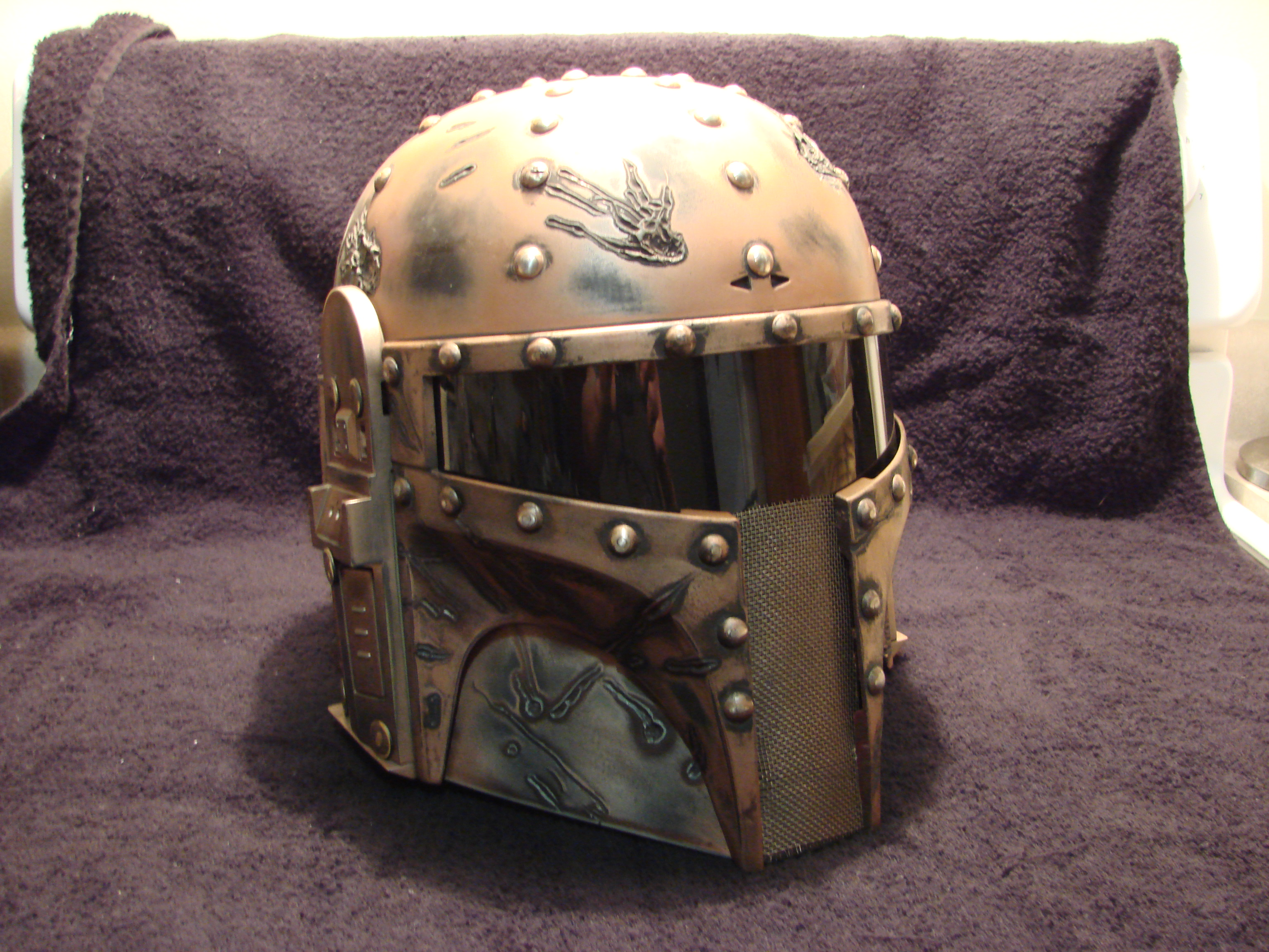 "STEAM PUNK STAR WARS  "" BOBA FETT """