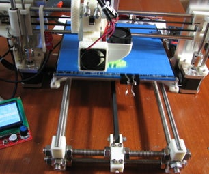 Building a Prusa I3 3D Printer - Revisited