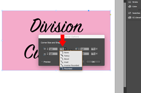 A Window Prompt Like This Will Pop Up. Click the Border Icon to Choose a Border Style You Wish to Use.