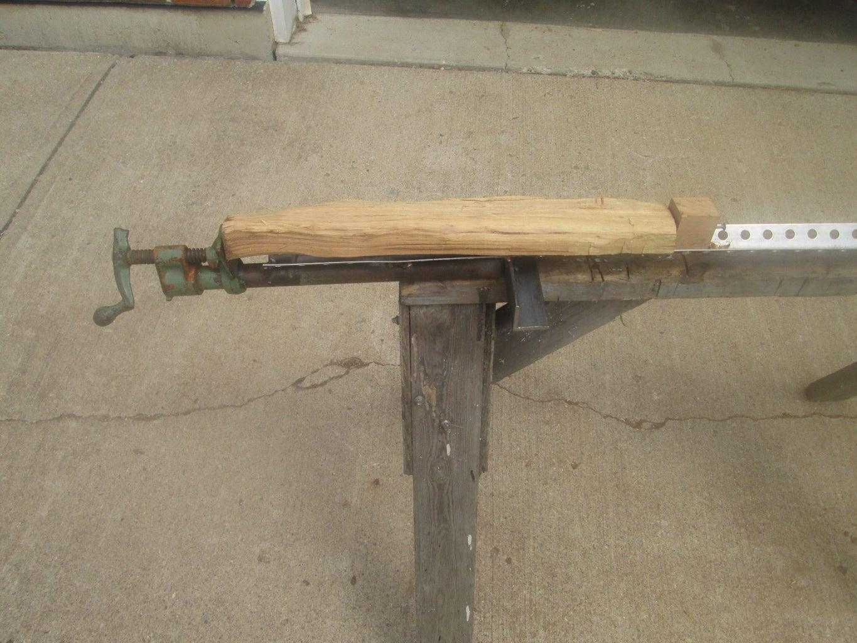 Hand Made Hammer Handle