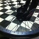 no tool tube flat repair ......free fix