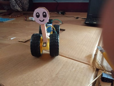 Mini Robot Car