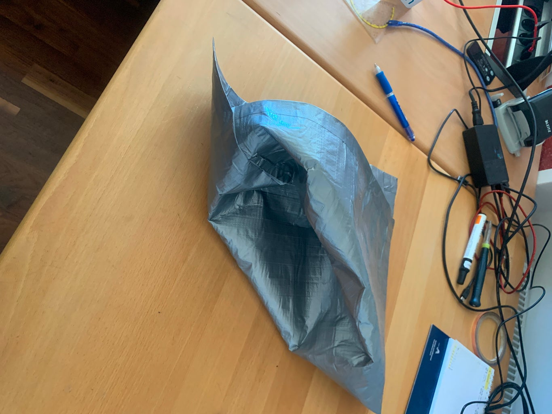 Forming a Bag