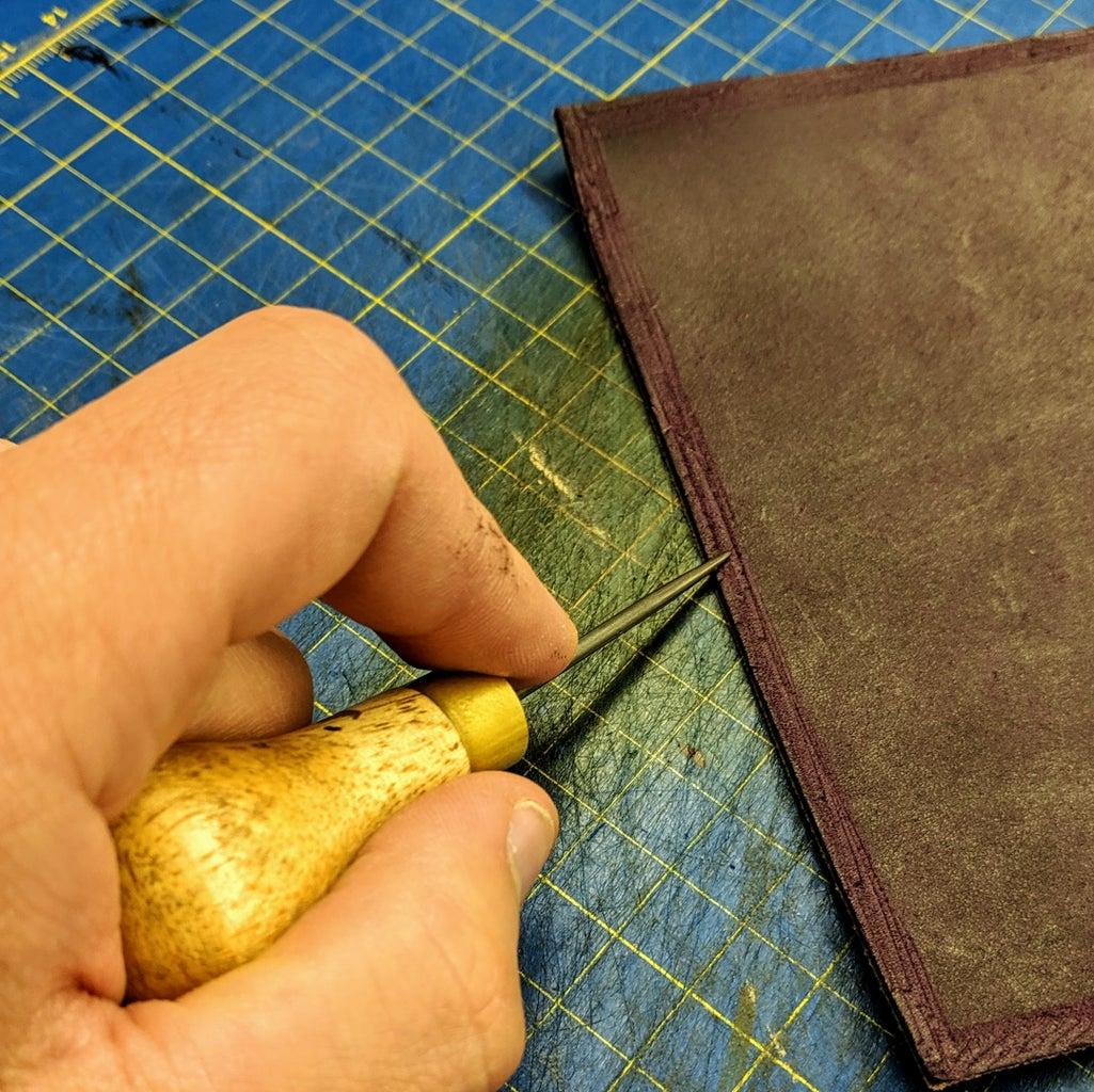 Glue the Inner Pockets Together