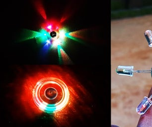 Easy to Make LED Strip Using 3 Voltage Button Beatty