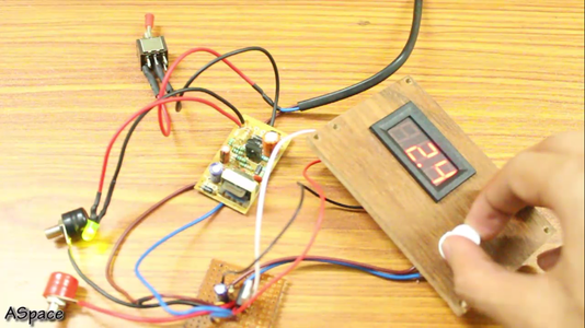 Assembling the Electronics.