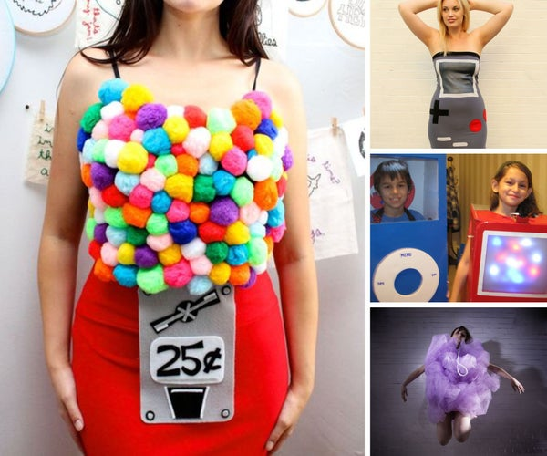 Inanimate Object Costumes