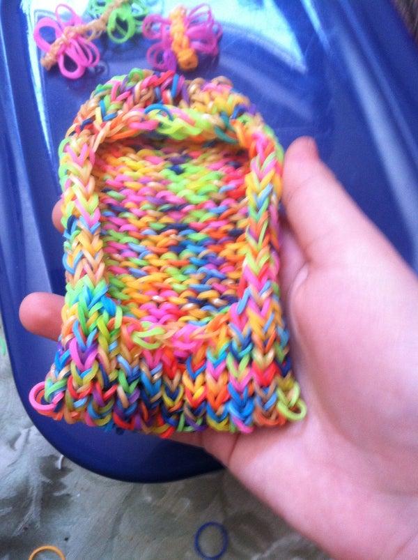 Rainbow Loom Phone Case