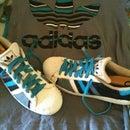 Shoe Designing: Adidas Matching