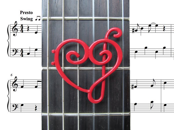 Treble Bass Heart