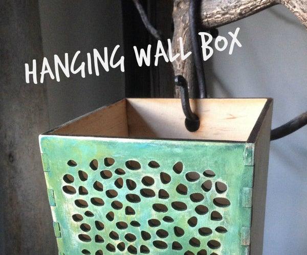Hanging Wall Box