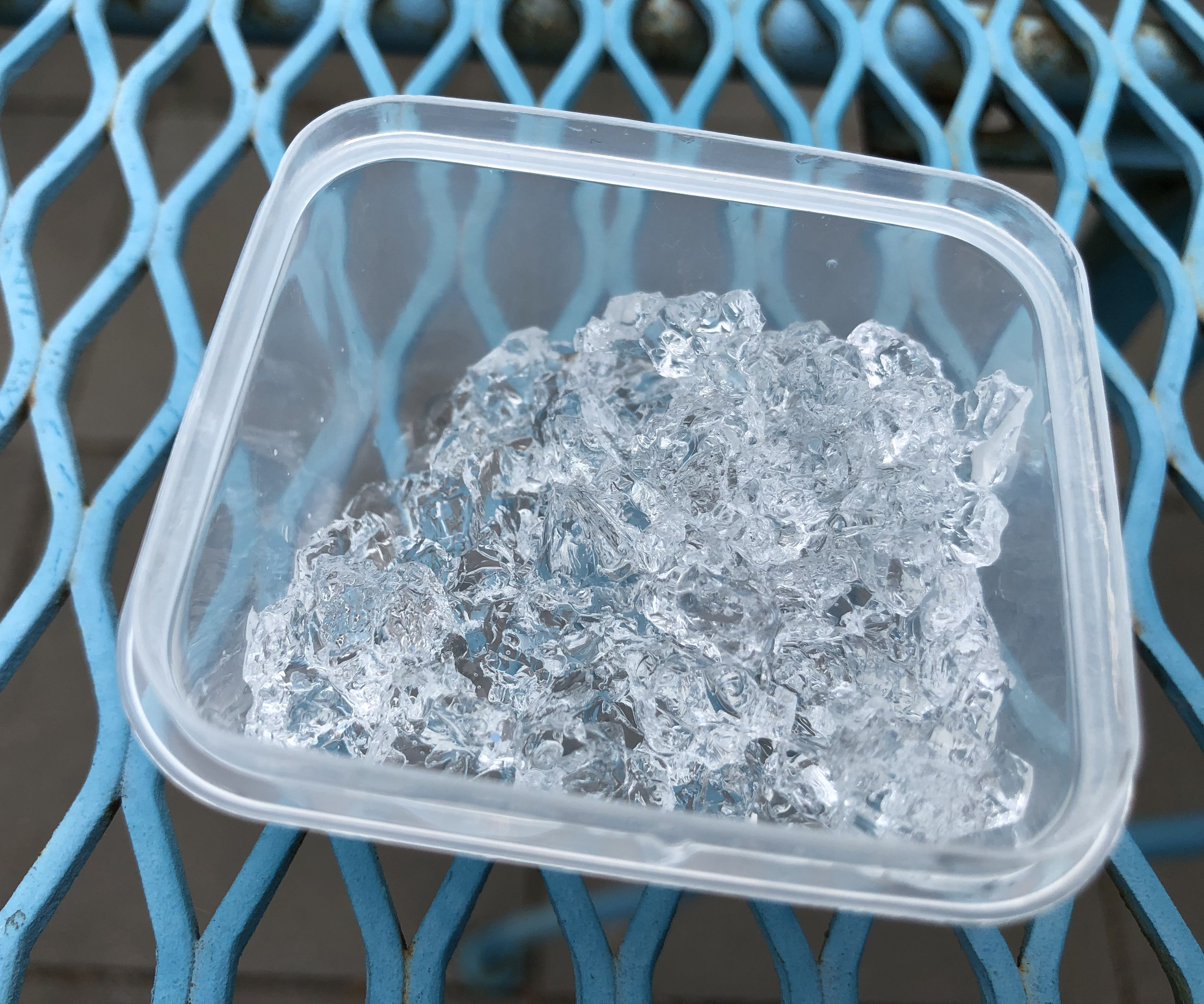 Ice? Scientific Inquiry