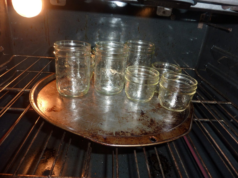 Sterilize Jars and Snap Lids