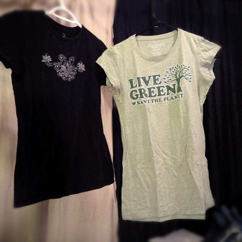 Select a Shirt