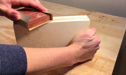 Box Glue Up and Squaring