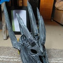 Sauron Cosplay Helmet Tutorial
