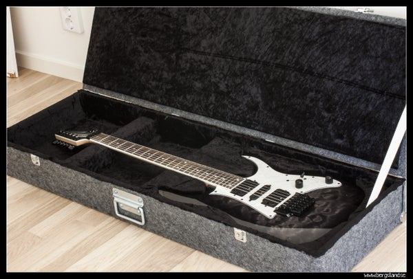 Guitar Case (MDF and Styrofoam)