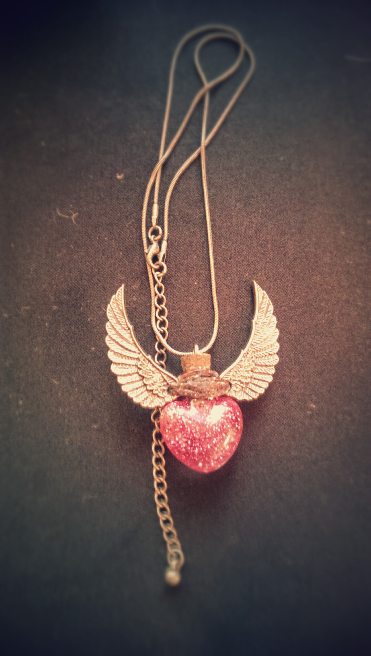 Harry Potter Amortentia Necklace