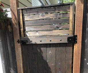 Backyard Gate